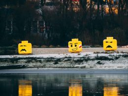 LEGO в Варшаве