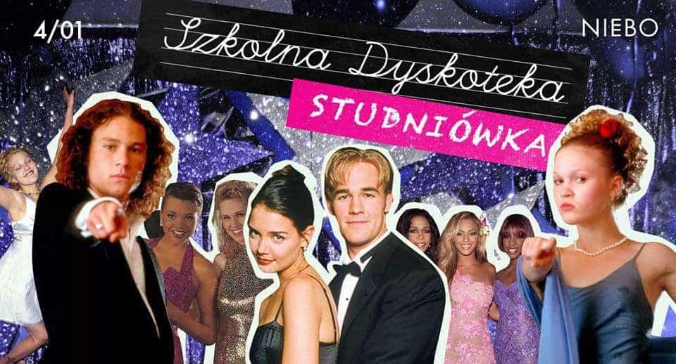 Школьная дискотека в Варшаве
