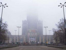 Смог в Варшаве