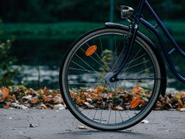 Велосипед в Варшаве