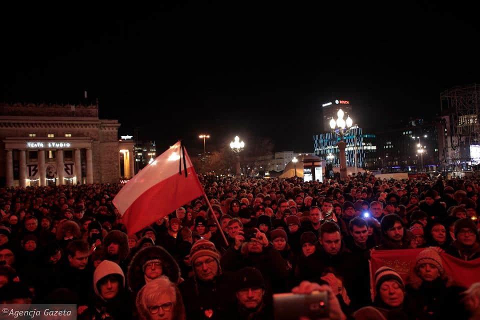 Варшава чтит память Павла Адамовича