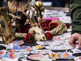 варшава татуировка фестиваль