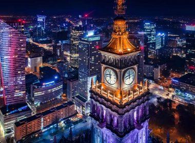 Ночь музеев в Варшаве 2020