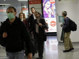 коронавирус варшава