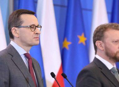 положение эпидемии в Польше