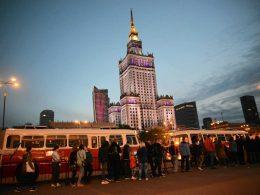 Ночь музеев в Варшаве