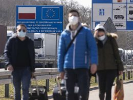 Польша не планирует открывать границы в ближайшее время