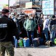Украина запрещает пешие переходы из Польши