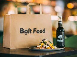 bolt food варшава