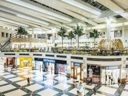 коронавирус торговые центры