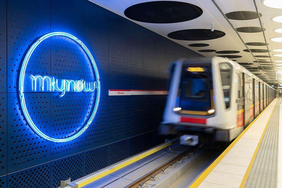 В Варшаве планируют построить третью линию метро