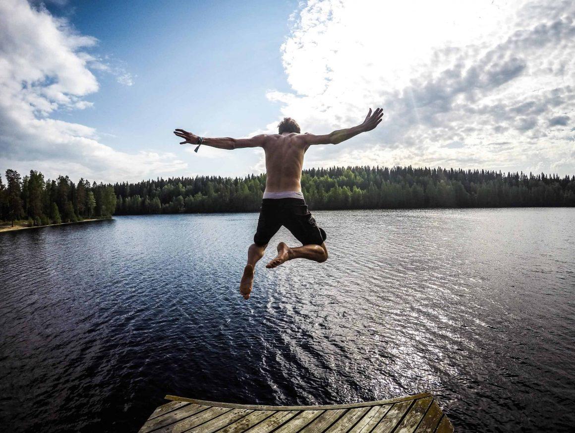 озера купаться польша варшава