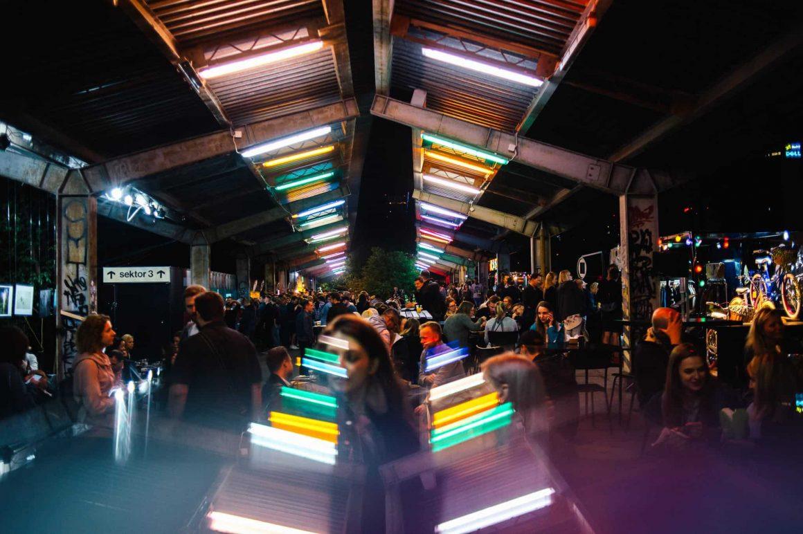 Варшавский Nocny Market возвращается! Организаторы приглашают на открытие