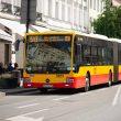 С 1 августа изменится расписание и маршруты автобусов в западной части Варшавы