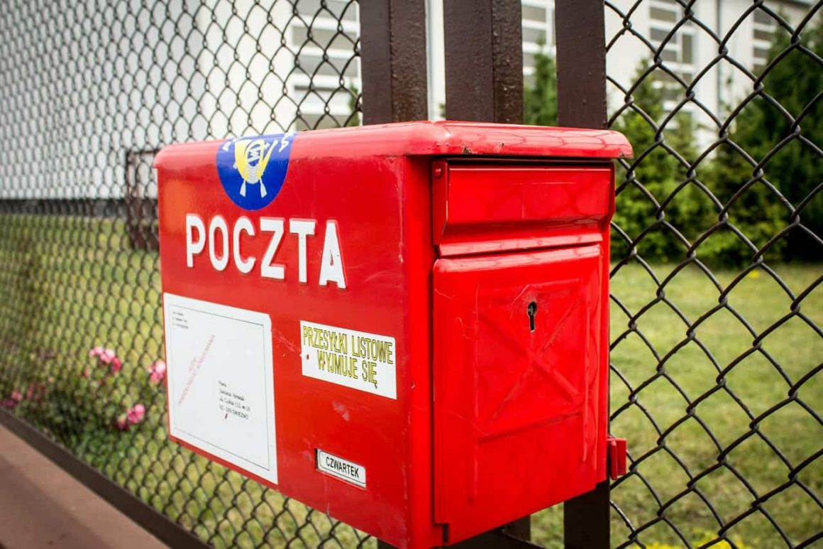 В районе Катовиц женщина получила странную посылку без указания отправителя. Ничего подобного она не заказывала.