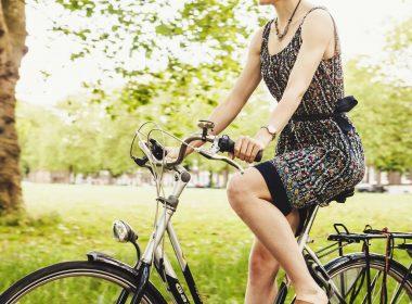 варшава гигантская велодорожка