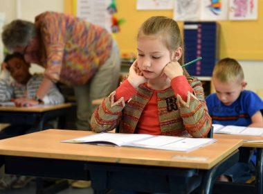 Начальная школа номер 210 закрылась уже на второй день учебного года. У одного из учителей обнаружили коронавирус.