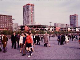 По случаю 720-ой годовщины получения Варшавой городских прав, Главное Управление Статистики сравнило условия жизни в столице в прошлом году и полвека тому назад.