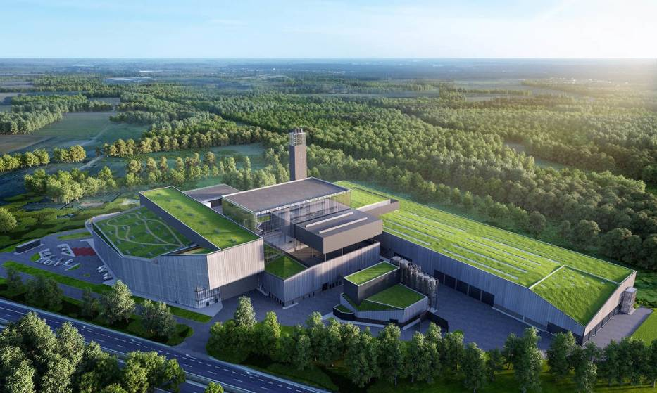 В Варшаве построят самый большой в Польше мусоросжигательный завод