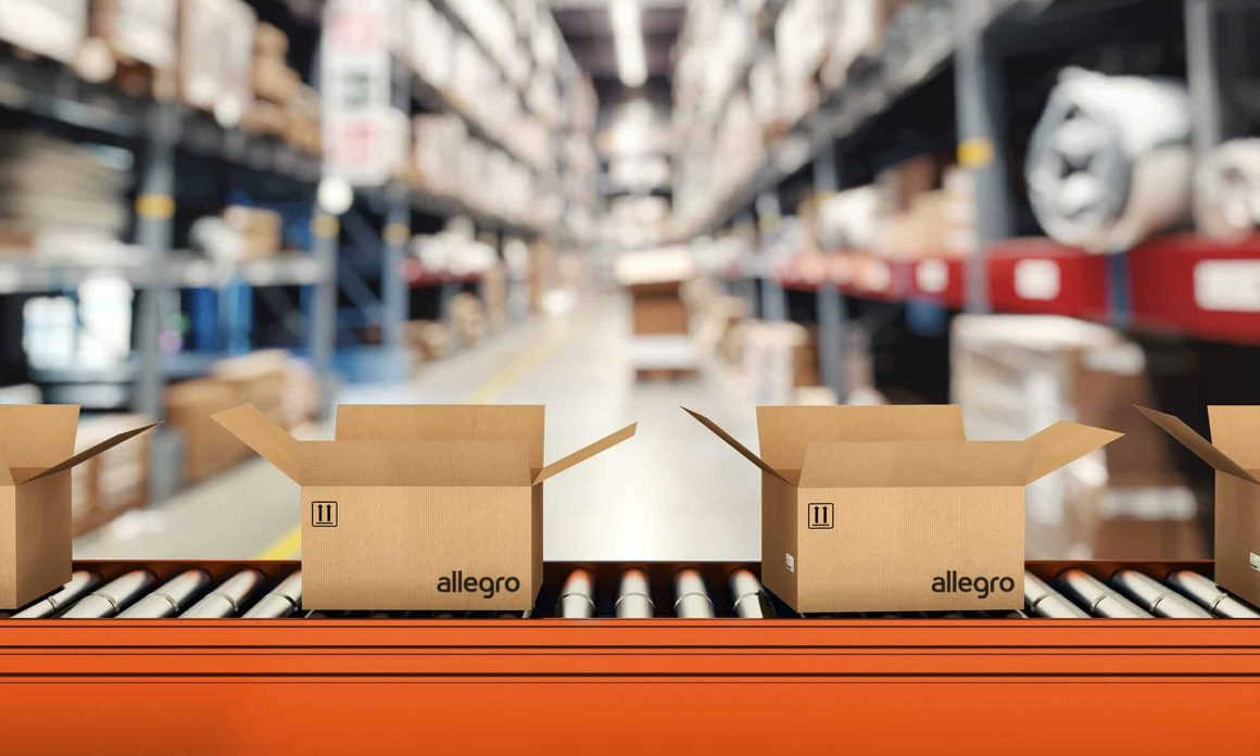 1,2 тысячи рабочих мест и быстрая доставка – Allegro открывает новый склад под Варшавой