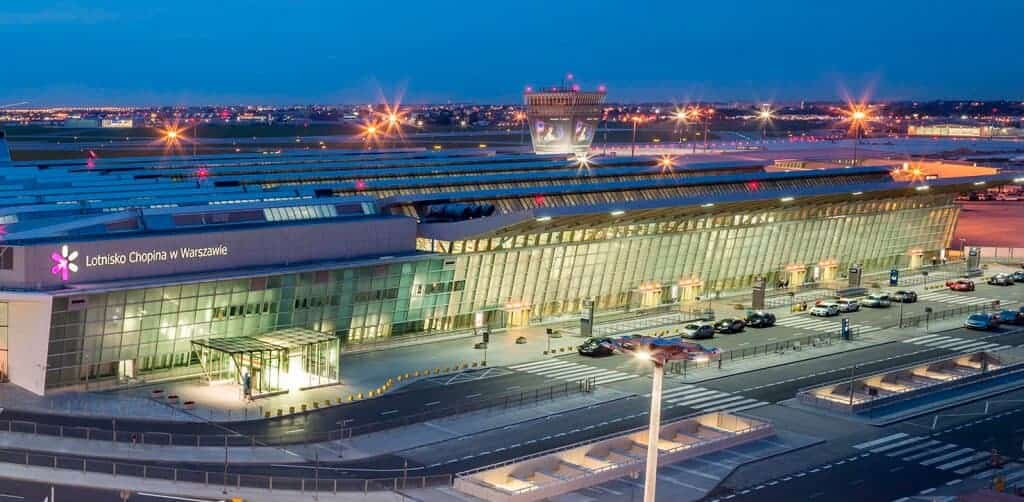 Аэропорт Шопена будет делать тесты на коронавирус