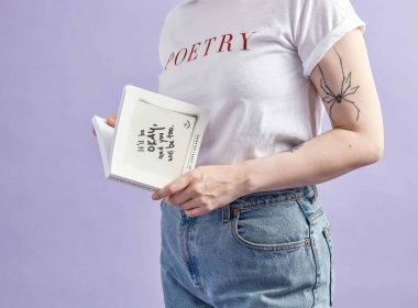 Квир-поэзия чтение онлайн