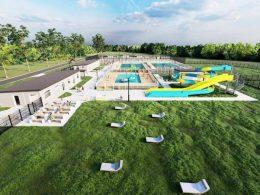 Под Варшавой строится база отдыха с летними бассейнами. Также на территории будет джакузи и поля для волейбола и футбола. Стоимость проекта – неполные пять миллионов злотых.