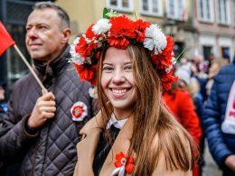 Польша заняла 44 место в рейтинге самых счастливых стран мира