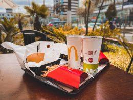 McDonald's уберёт из меню Kurczakburger и добавит Veggie Burger
