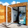 💧 На Мысе Черняковском появился первый в Польше pop-up бювет лечебных вод. Теперь необязательно ехать в санаторий, достаточно прийти на Вислу.