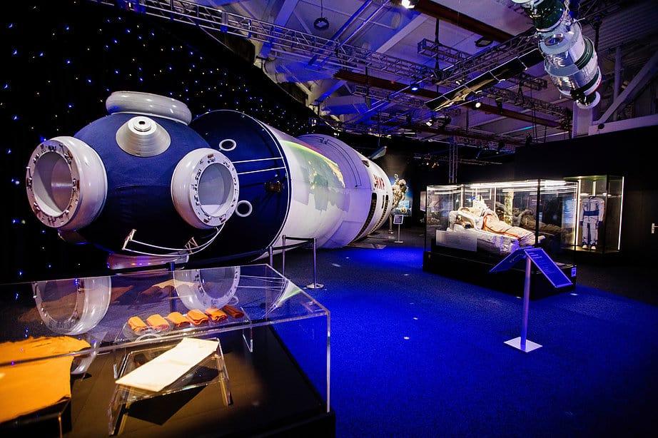 Одна из крупнейших в мире выставок о космосе скоро откроется в Варшаве