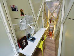 В варшавском районе Воля находится самый узкий в мире дом – Дом Керета. Постройка была внесена в мировой список самых интересных домов на свете – Iconic Houses.