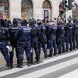policja strajk